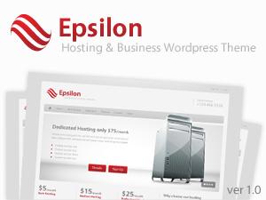 قالب الاستضافة epsilon