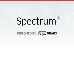 قالب Spectrum News للمجلات