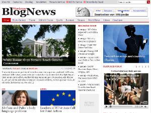 القالب الاخباري BlogNews